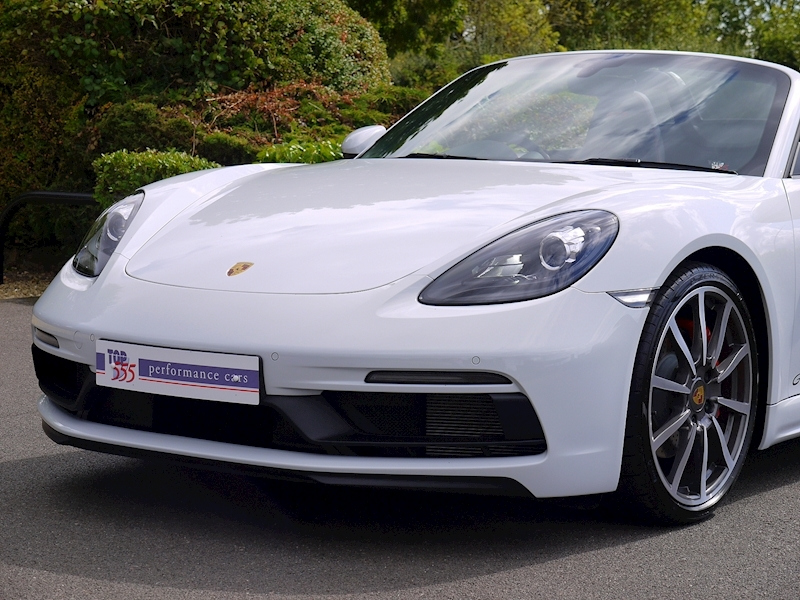 Porsche 718 Boxster GTS 2.5 Manual - Large 19