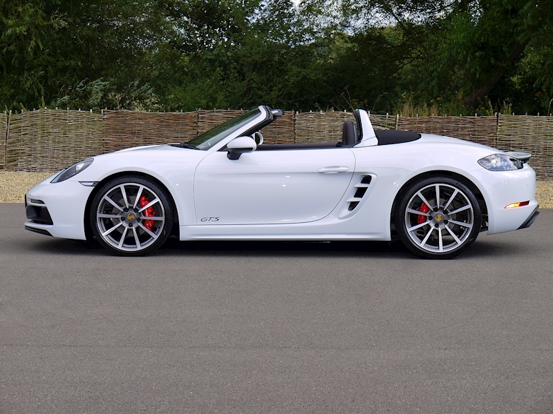 Porsche 718 Boxster GTS 2.5 Manual - Large 20