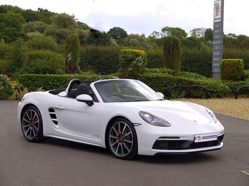Porsche 718 Boxster GTS 2.5 Manual - Large 36