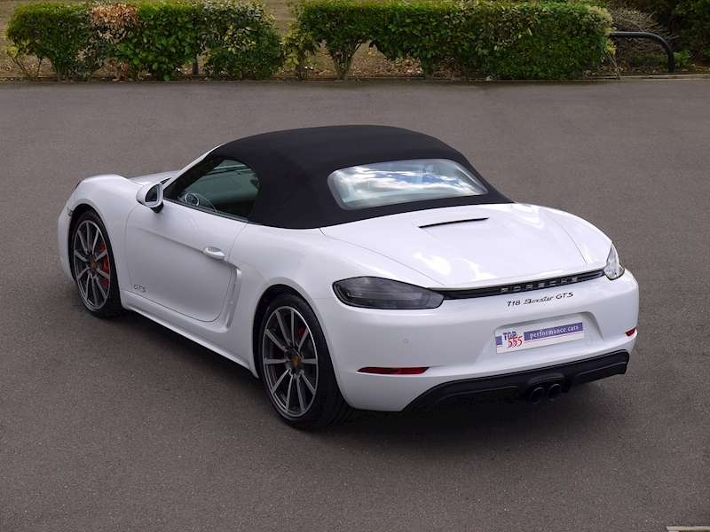 Porsche 718 Boxster GTS 2.5 Manual - Large 38