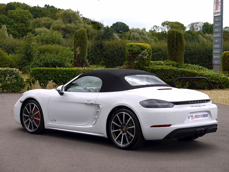 Porsche 718 Boxster GTS 2.5 Manual - Large 39