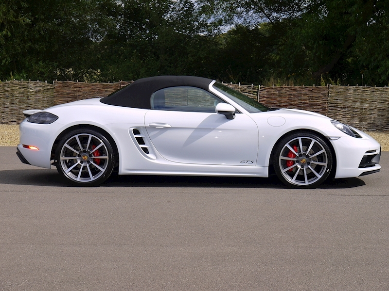 Porsche 718 Boxster GTS 2.5 Manual - Large 40