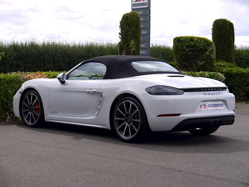 Porsche 718 Boxster GTS 2.5 Manual - Large 43