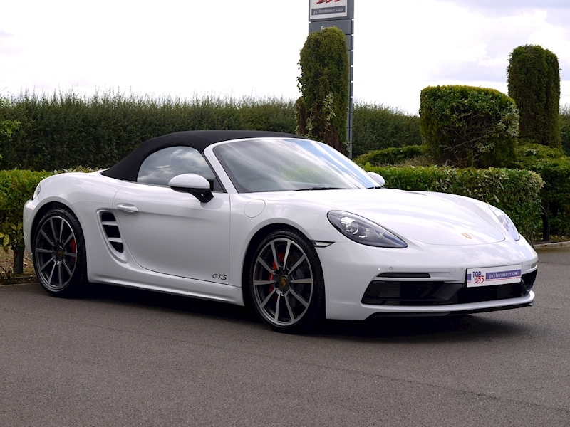 Porsche 718 Boxster GTS 2.5 Manual - Large 44