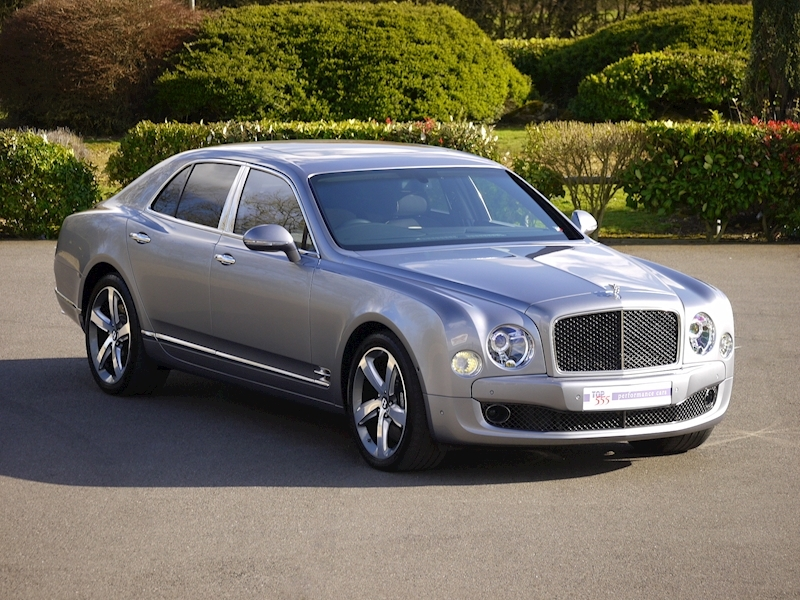 Bentley Mulsanne V8 Speed - Large 0