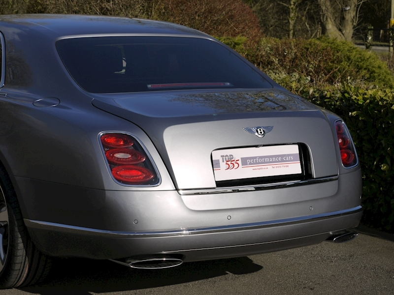 Bentley Mulsanne V8 Speed - Large 3