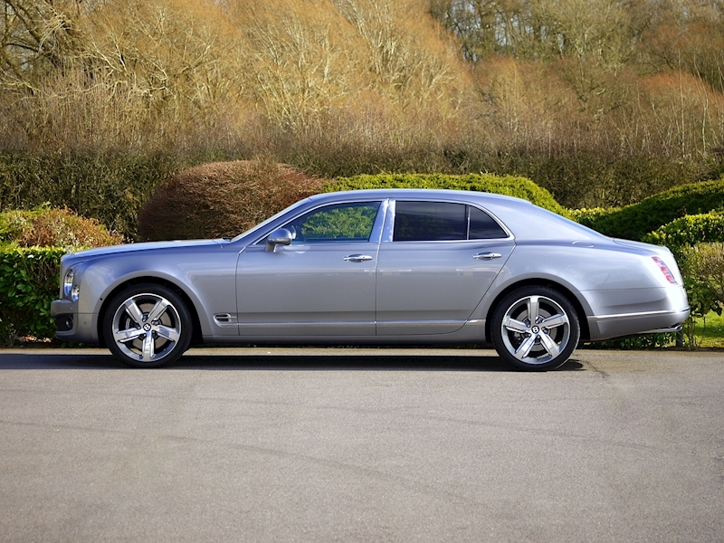 Bentley Mulsanne V8 Speed - Large 5