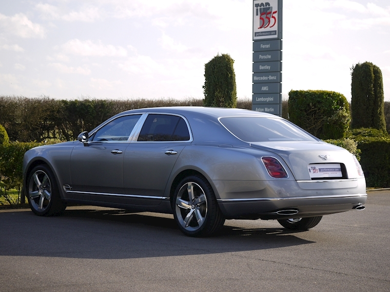 Bentley Mulsanne V8 Speed - Large 20