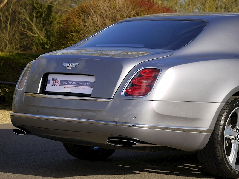Bentley Mulsanne V8 Speed - Large 22