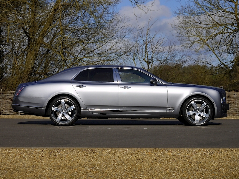 Bentley Mulsanne V8 Speed - Large 25