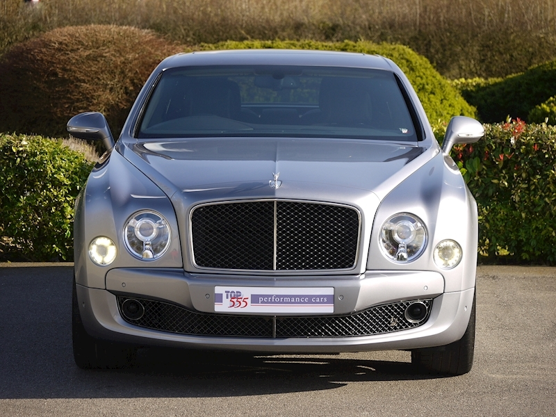 Bentley Mulsanne V8 Speed - Large 29
