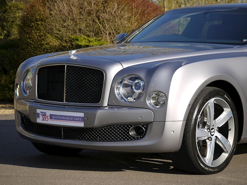 Bentley Mulsanne V8 Speed - Large 30