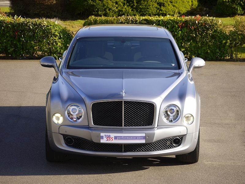 Bentley Mulsanne V8 Speed - Large 32