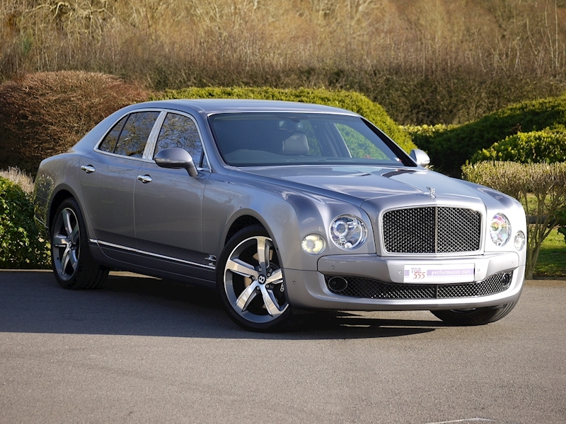 Bentley Mulsanne V8 Speed - Large 36