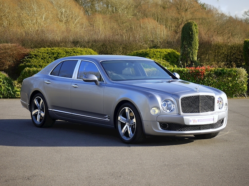 Bentley Mulsanne V8 Speed - Large 44