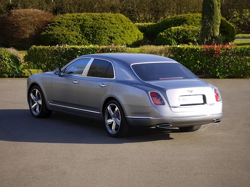 Bentley Mulsanne V8 Speed - Large 45