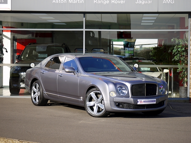 Bentley Mulsanne V8 Speed - Large 46