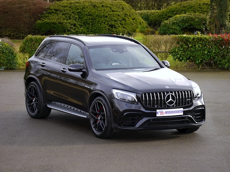 Mercedes-Benz GLC 63 S AMG 4Matic Premium - Large 1