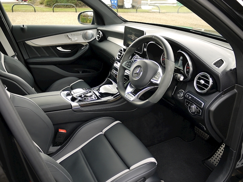 Mercedes-Benz GLC 63 S AMG 4Matic Premium - Large 2