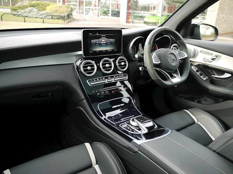 Mercedes-Benz GLC 63 S AMG 4Matic Premium - Large 10