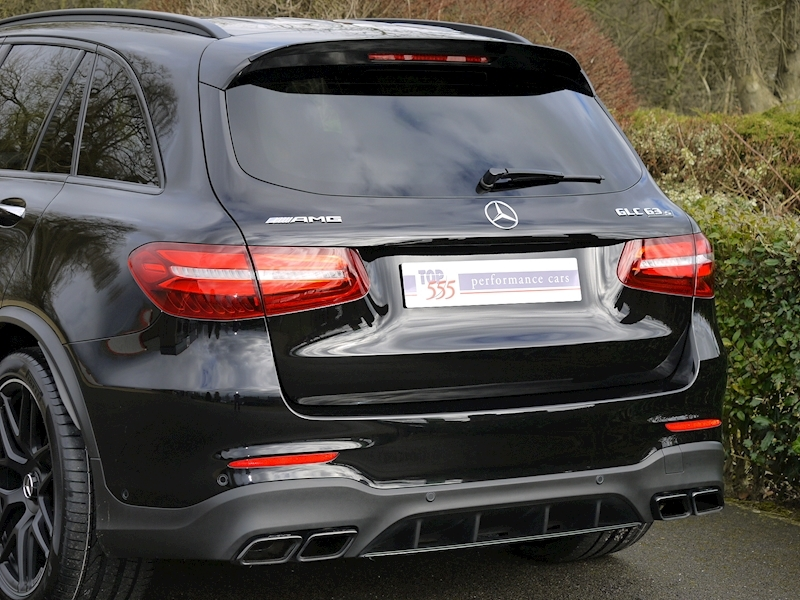 Mercedes-Benz GLC 63 S AMG 4Matic Premium - Large 5