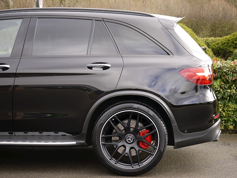 Mercedes-Benz GLC 63 S AMG 4Matic Premium - Large 4