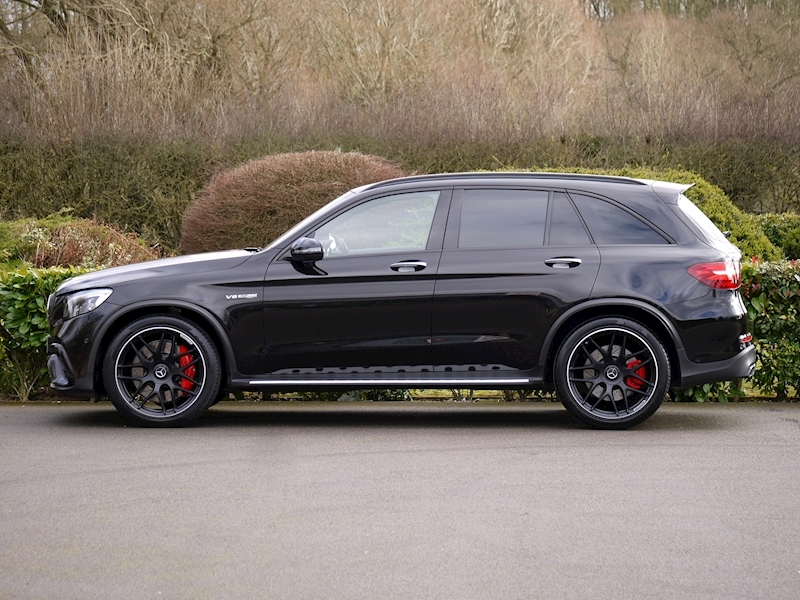 Mercedes-Benz GLC 63 S AMG 4Matic Premium - Large 6