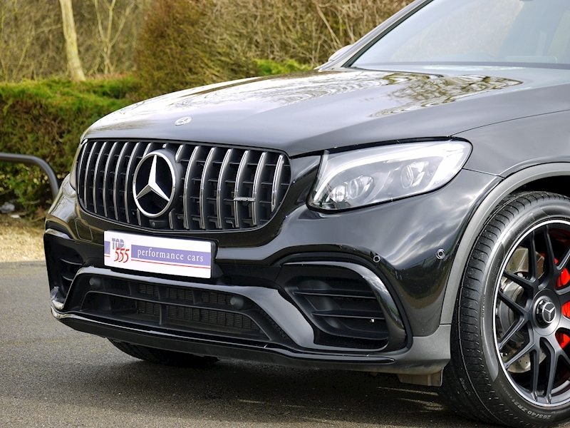 Mercedes-Benz GLC 63 S AMG 4Matic Premium - Large 21