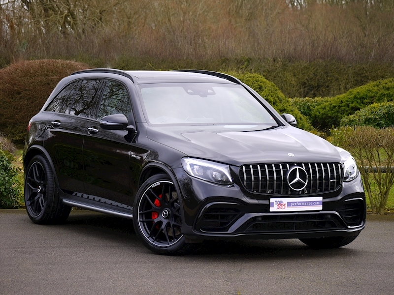 Mercedes-Benz GLC 63 S AMG 4Matic Premium - Large 22