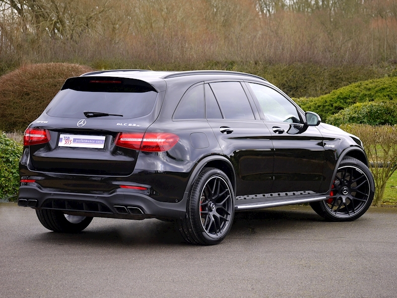 Mercedes-Benz GLC 63 S AMG 4Matic Premium - Large 23