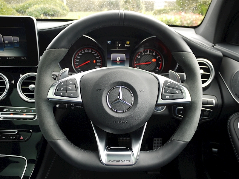 Mercedes-Benz GLC 63 S AMG 4Matic Premium - Large 24