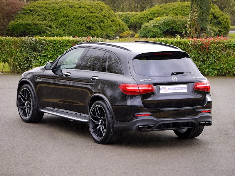 Mercedes-Benz GLC 63 S AMG 4Matic Premium - Large 0