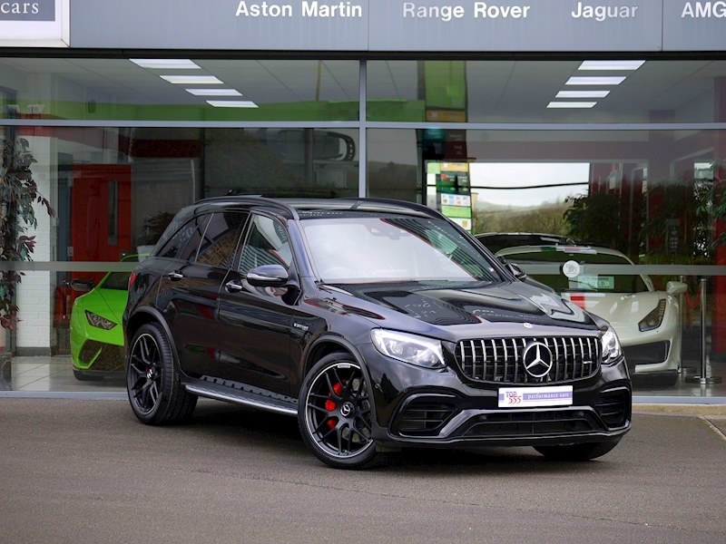 Mercedes-Benz GLC 63 S AMG 4Matic Premium - Large 32