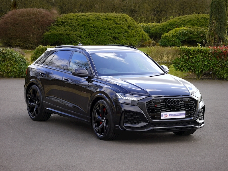 Audi RSQ8 4.0 V8 - Carbon Black Edition - Large 1