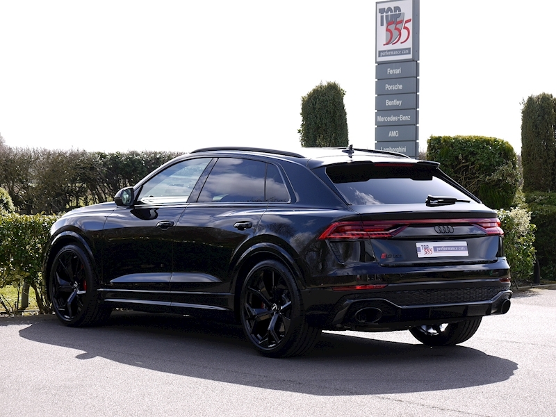 Audi RSQ8 4.0 V8 - Carbon Black Edition - Large 15