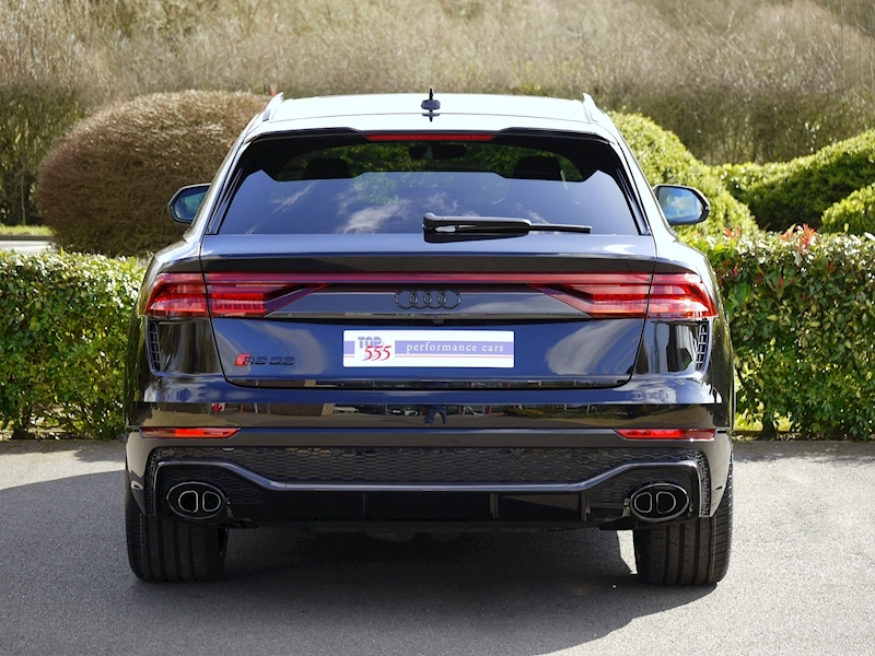 Audi RSQ8 4.0 V8 - Carbon Black Edition - Large 16