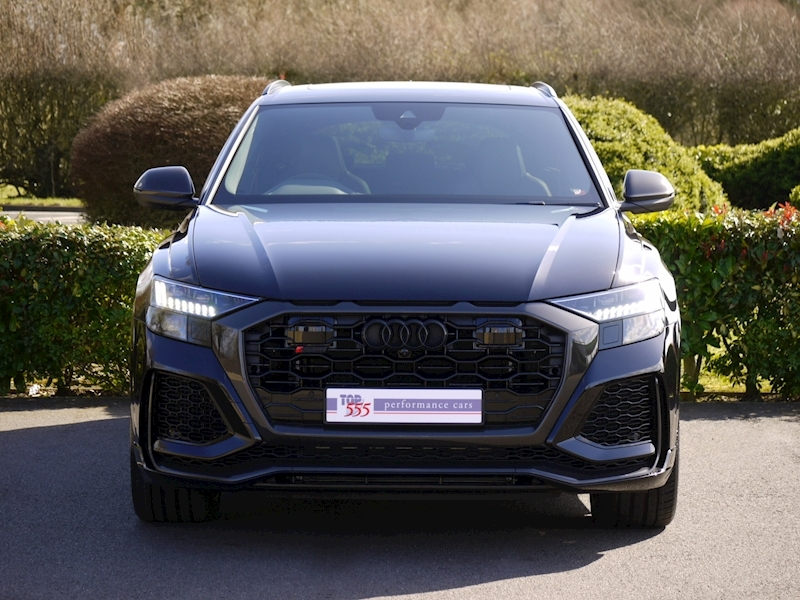 Audi RSQ8 4.0 V8 - Carbon Black Edition - Large 23