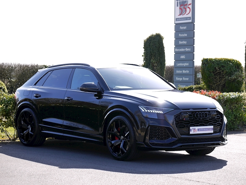 Audi RSQ8 4.0 V8 - Carbon Black Edition - Large 24