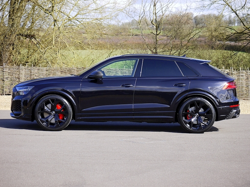 Audi RSQ8 4.0 V8 - Carbon Black Edition - Large 26