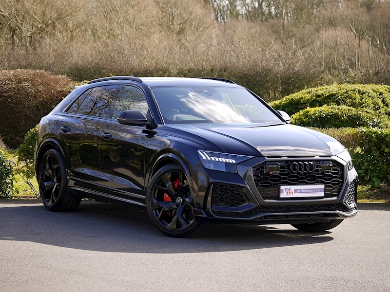 Audi RSQ8 4.0 V8 - Carbon Black Edition - Large 34