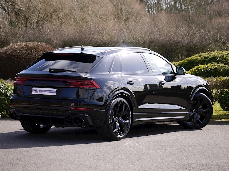 Audi RSQ8 4.0 V8 - Carbon Black Edition - Large 35