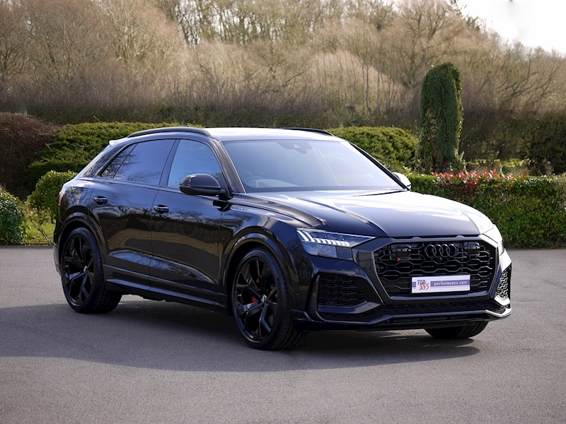 Audi RSQ8 4.0 V8 - Carbon Black Edition - Large 36