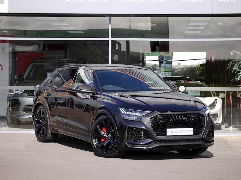 Audi RSQ8 4.0 V8 - Carbon Black Edition - Large 37