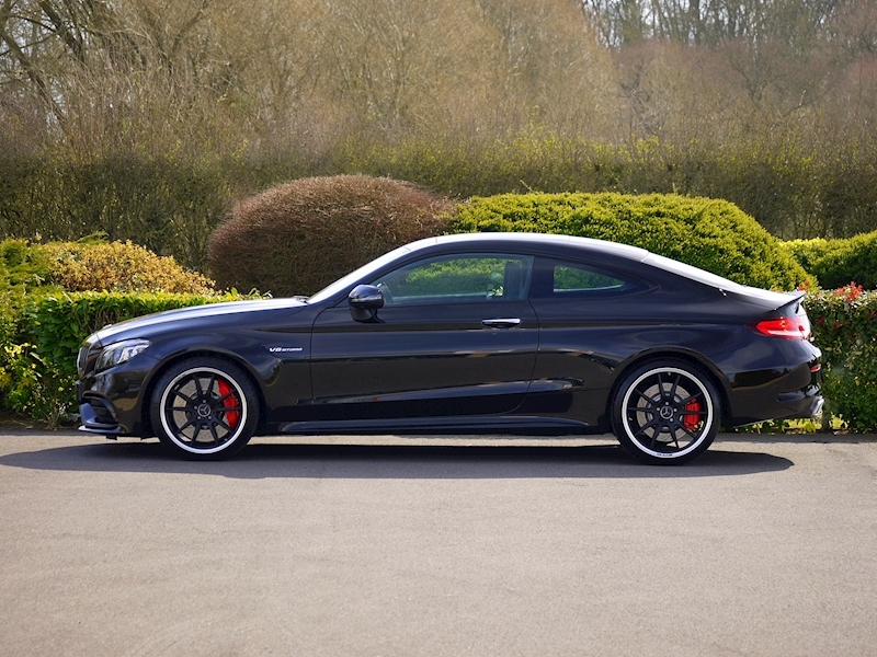 Mercedes-Benz C63 S AMG 4.0 Premium Plus Coupe - Large 5