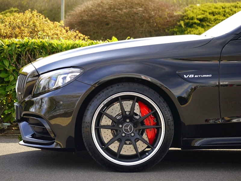 Mercedes-Benz C63 S AMG 4.0 Premium Plus Coupe - Large 11