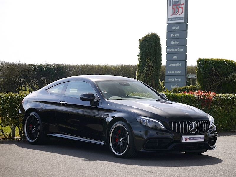 Mercedes-Benz C63 S AMG 4.0 Premium Plus Coupe - Large 21