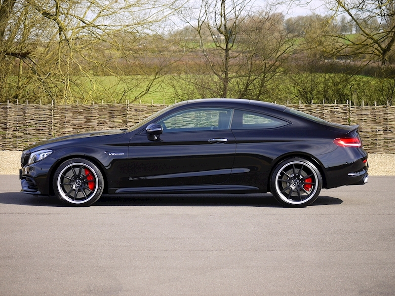 Mercedes-Benz C63 S AMG 4.0 Premium Plus Coupe - Large 23