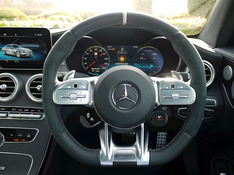 Mercedes-Benz C63 S AMG 4.0 Premium Plus Coupe - Large 30