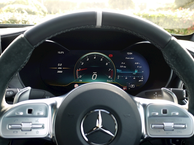 Mercedes-Benz C63 S AMG 4.0 Premium Plus Coupe - Large 33