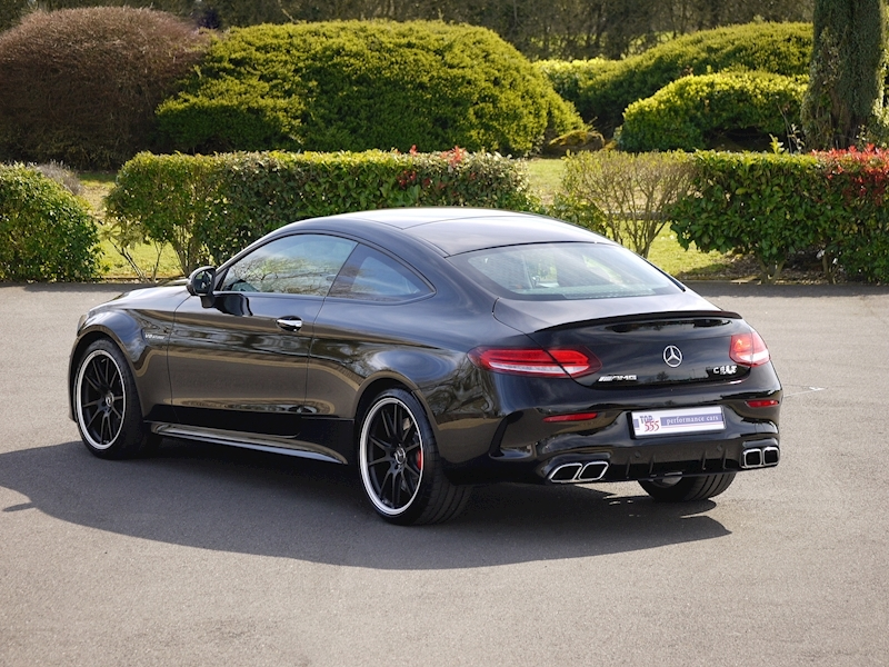 Mercedes-Benz C63 S AMG 4.0 Premium Plus Coupe - Large 41